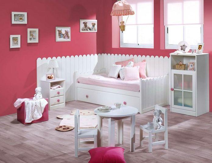 Habitaci n infantil de muebles lim n decoraci n infantil pinterest habitaci n infantil - Muebles habitacion infantil ...
