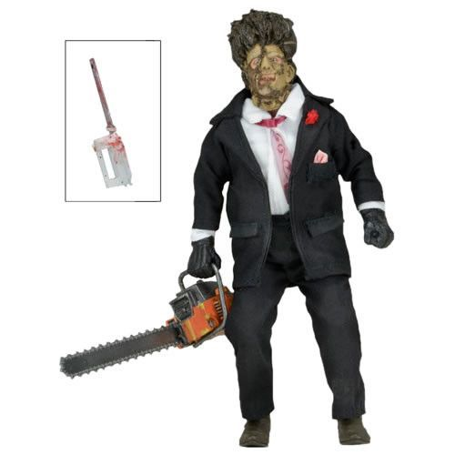 "The Texas Chainsaw Massacre 40th Anniversary Reeltoys ACTION FIGURE 7/"" NECA"