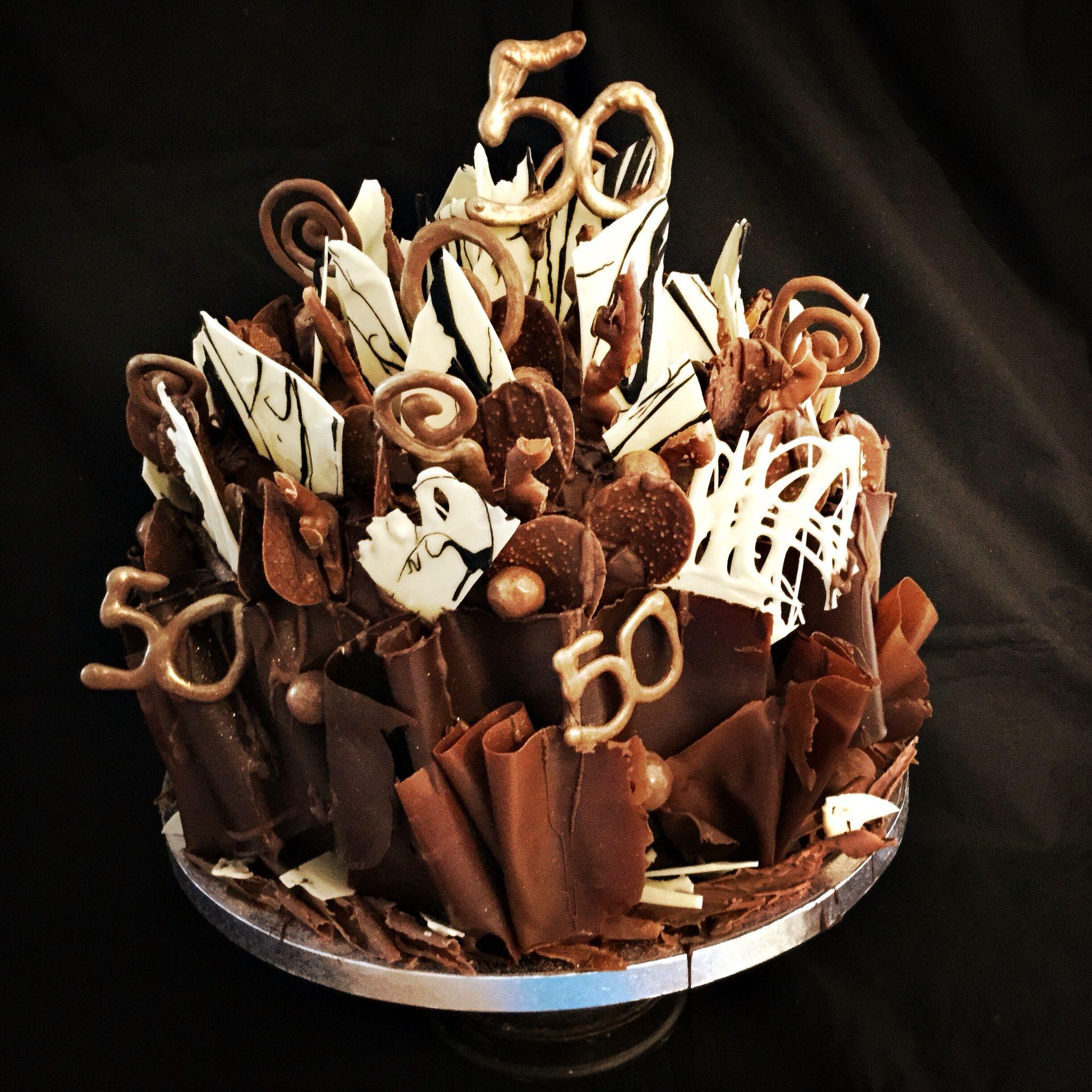 Chocolate Mayhem cake.  www.wonkycakeco.co.uk