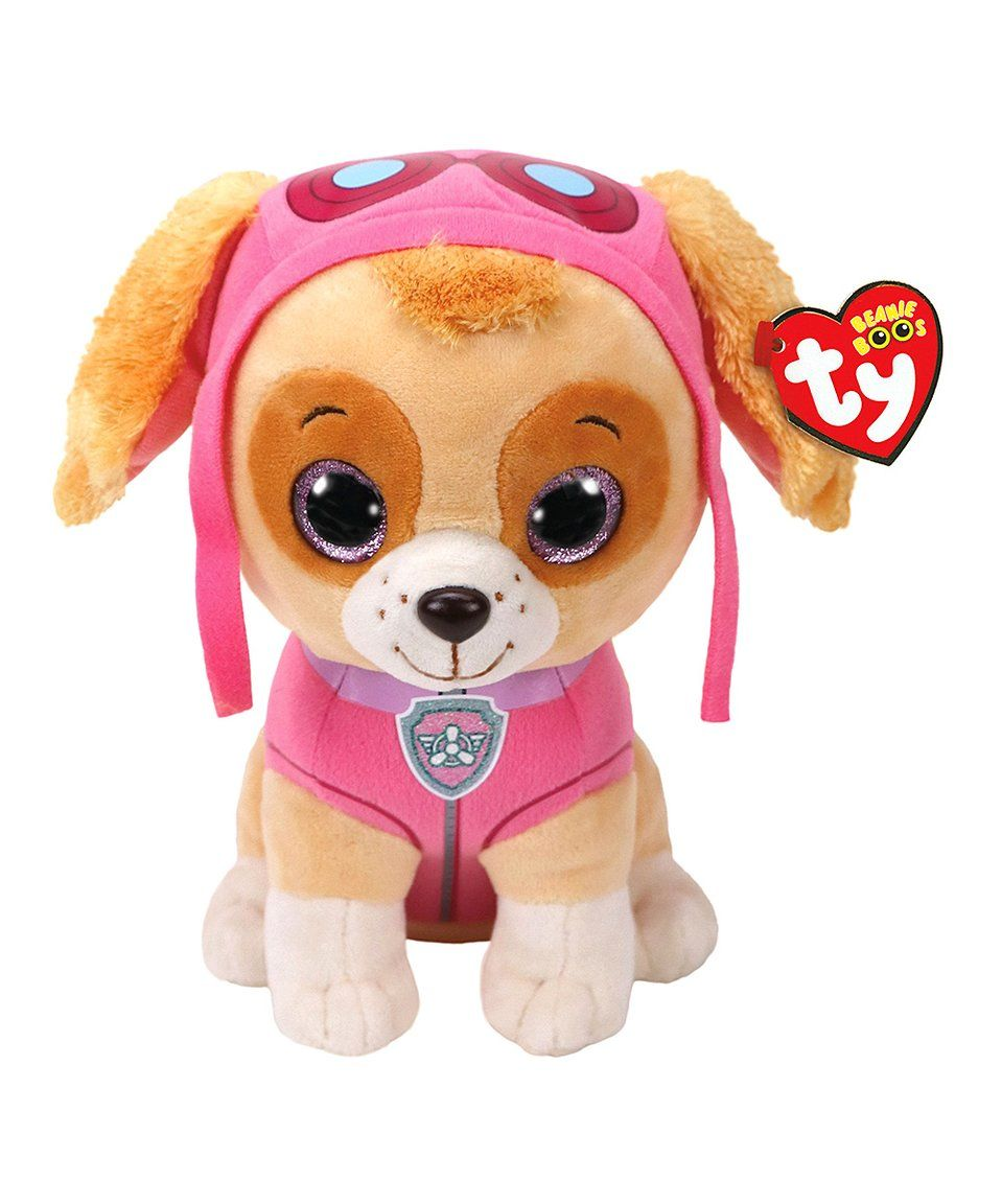 cd3724ec83f From the Ty Beanie Babies collection. Take a look at this PAW Patrol Skye  Plush today!