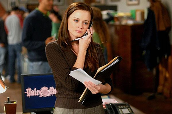 Catie Pauley - 5 Life Lessons Rory Gilmore Taught Us - The Lala