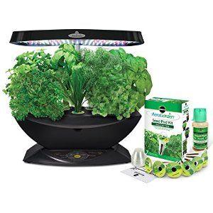 Gifted Gardener Amazon Com Herbs Indoors Indoor 400 x 300