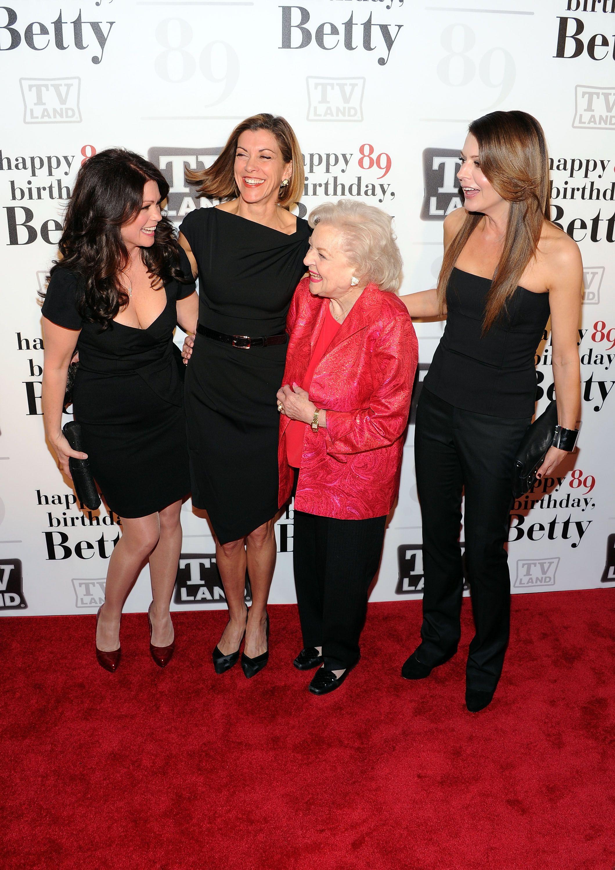 Betty Jane Wendie And Valerie Valerie Bertinelli Fashion Red Carpet