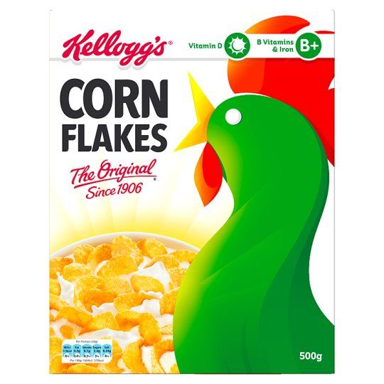 Kellogg's Cornflakes Cereal 450G