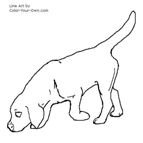 Beagle dog line art dog patterns Pinterest Beagle, Dog pattern - new coloring pages beagle puppies
