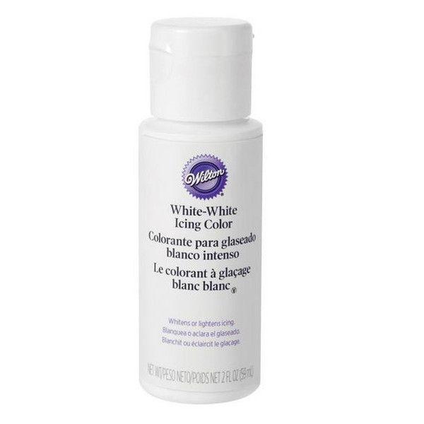 Titanium Dioxide for Gelatin Art Jello Flowers. Wilton White White ...