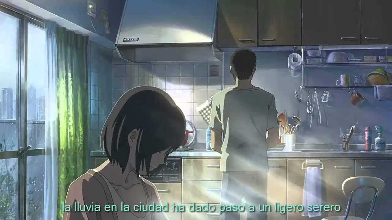 Kotonoha No Niwa Ending Ost Sub Espanol The Garden Of Words In 2020 Garden Of Words Anime Films Anime Ost