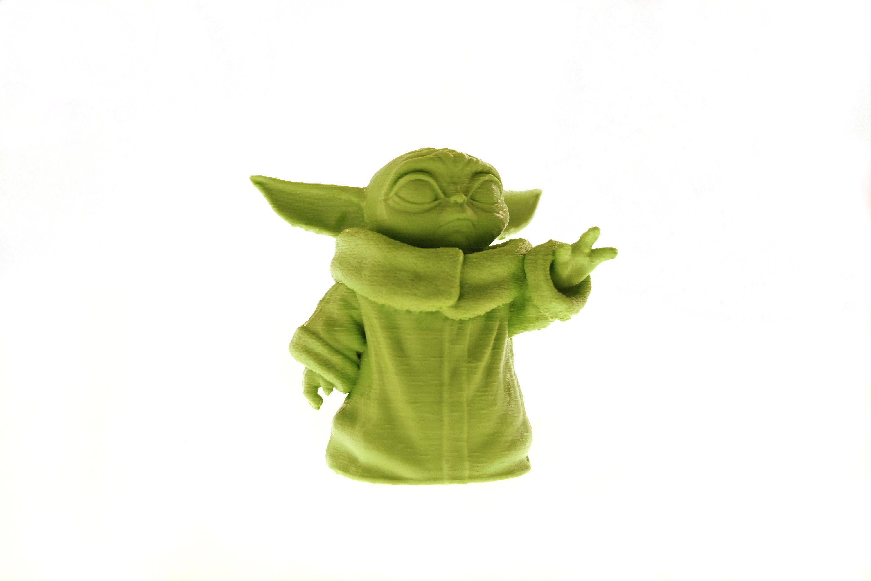 Baby yoda star wars the mandalorian toy disney