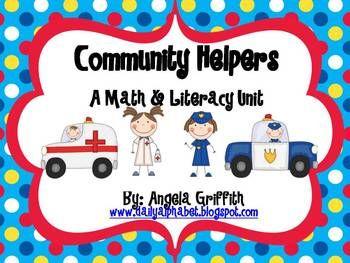 Community helpers!