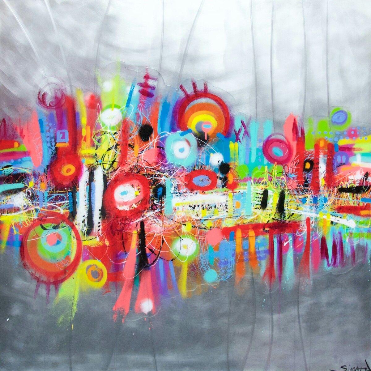 cv moderne peintre