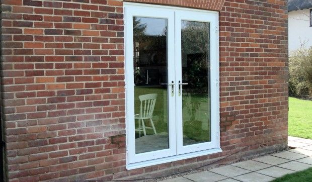 French Doors Upvc White Google Search French Doors Exterior