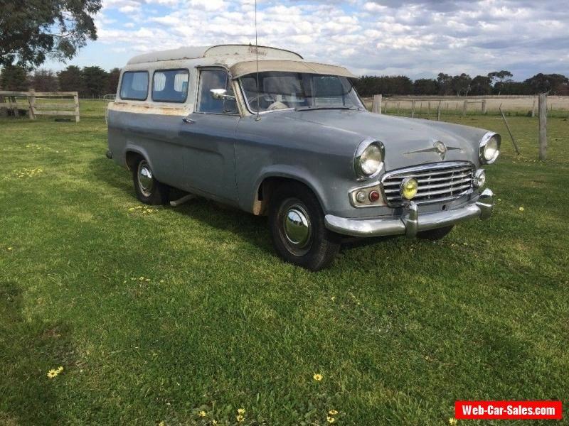 Vanguard panel van very rare not Holdenfordchevdodge #standard ...