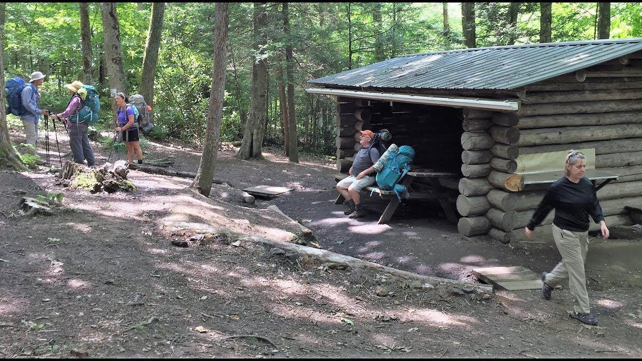 NC Appalachian Trail Max Patch Road to Lemon Gap