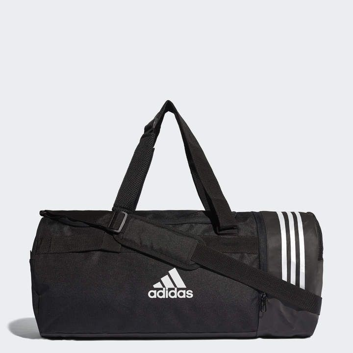 2cff3581e8 adidas Convertible 3-Stripes Duffel Bag Medium in 2019 | Products ...