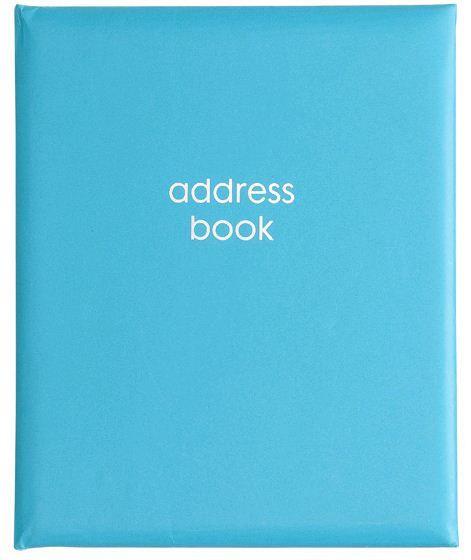 Adressenboekje