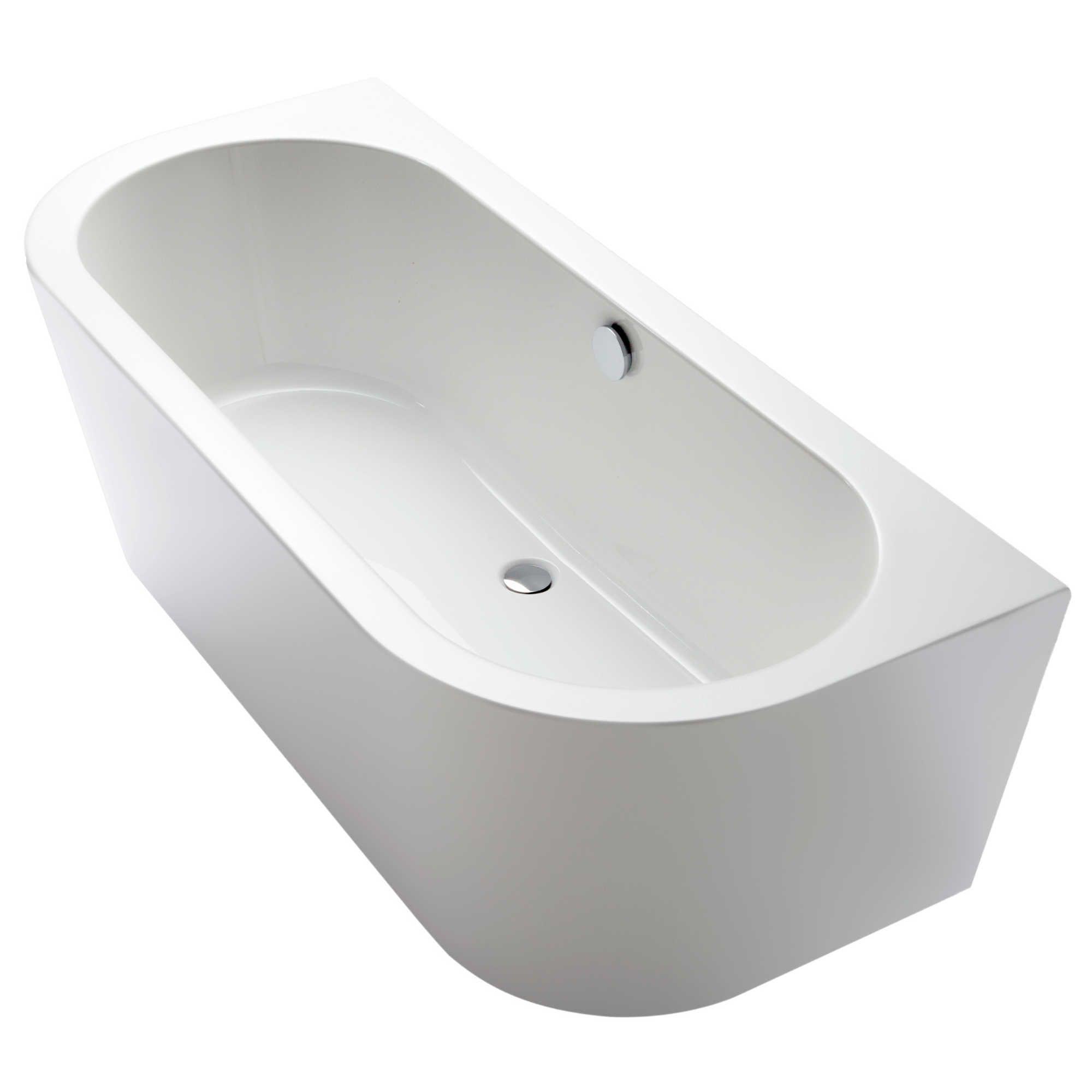 Design Freistehende Badewanne Acrylwanne Standbadewanne Ablauf 170 180x80cm Ebay Freistehende Badewanne Badewanne Wc Design