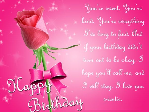Birthday Wishes For Someone Special In Your Life Special