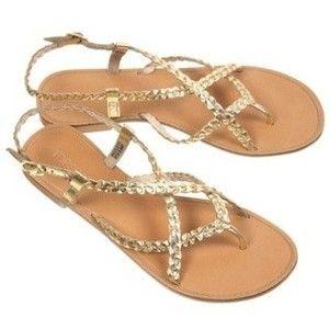 Harley Plaited Gold Sandals Topshop Clothia Gold Leather Sandals Gold Sandals Gold Bridesmaid Sandals