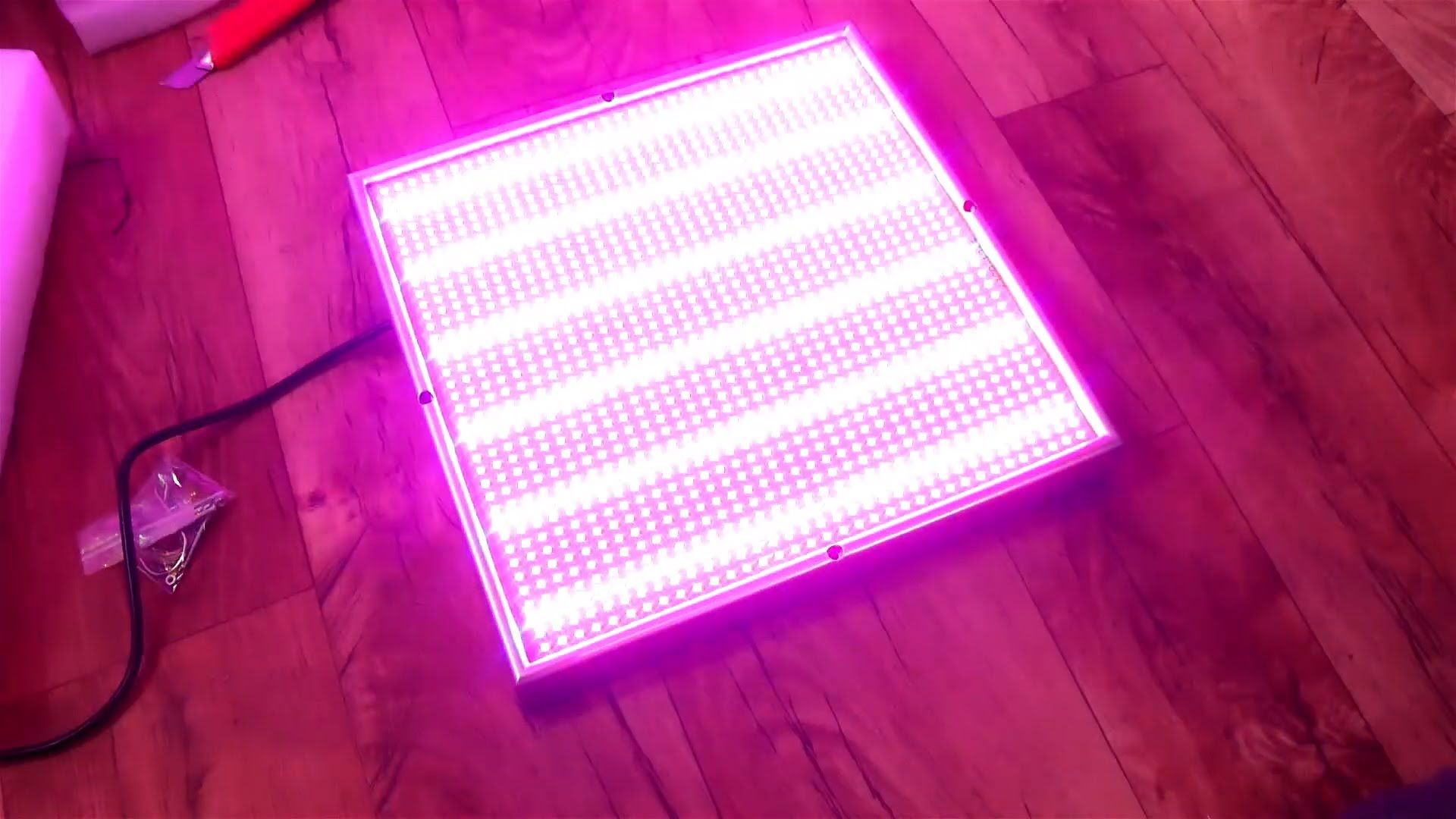 Led Grow Lights Fitolampa 120watt Posylka Iz Kitaya