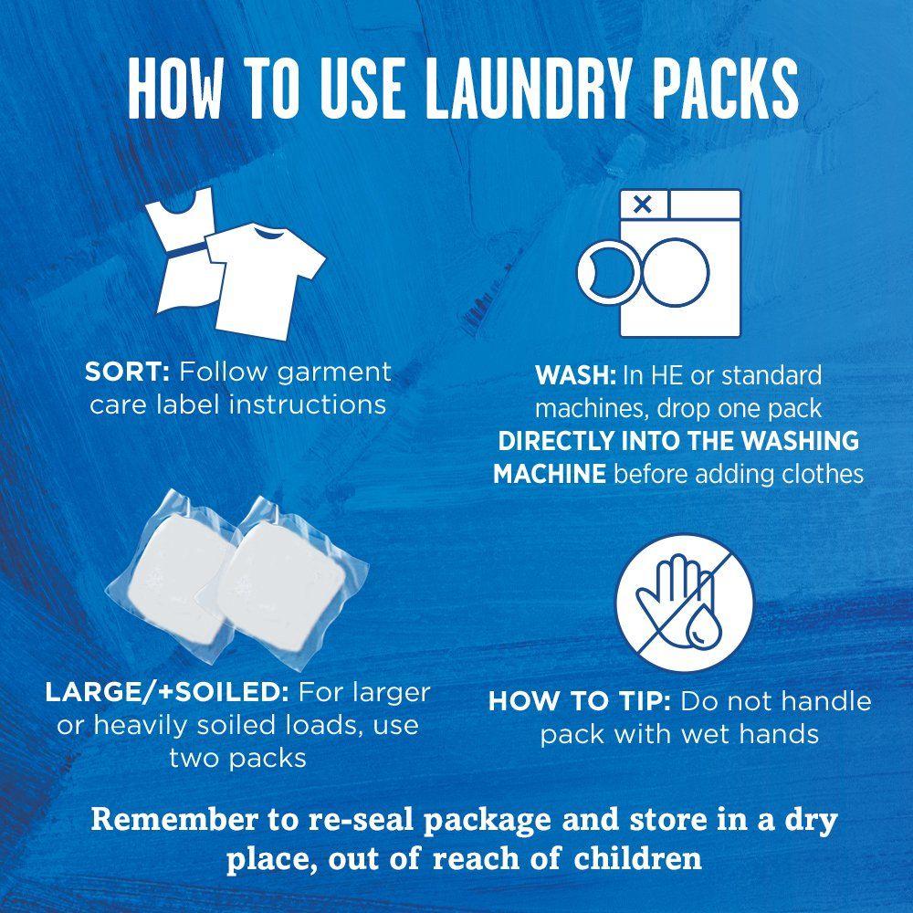 Seventh Generation Laundry Detergent Packs Free Babydetergent Seventh Generation Laundry Detergent Laundry Pods Laundry Detergent