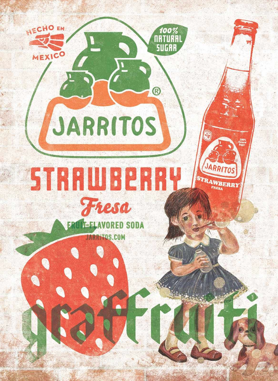Jarritos:  Strawberry