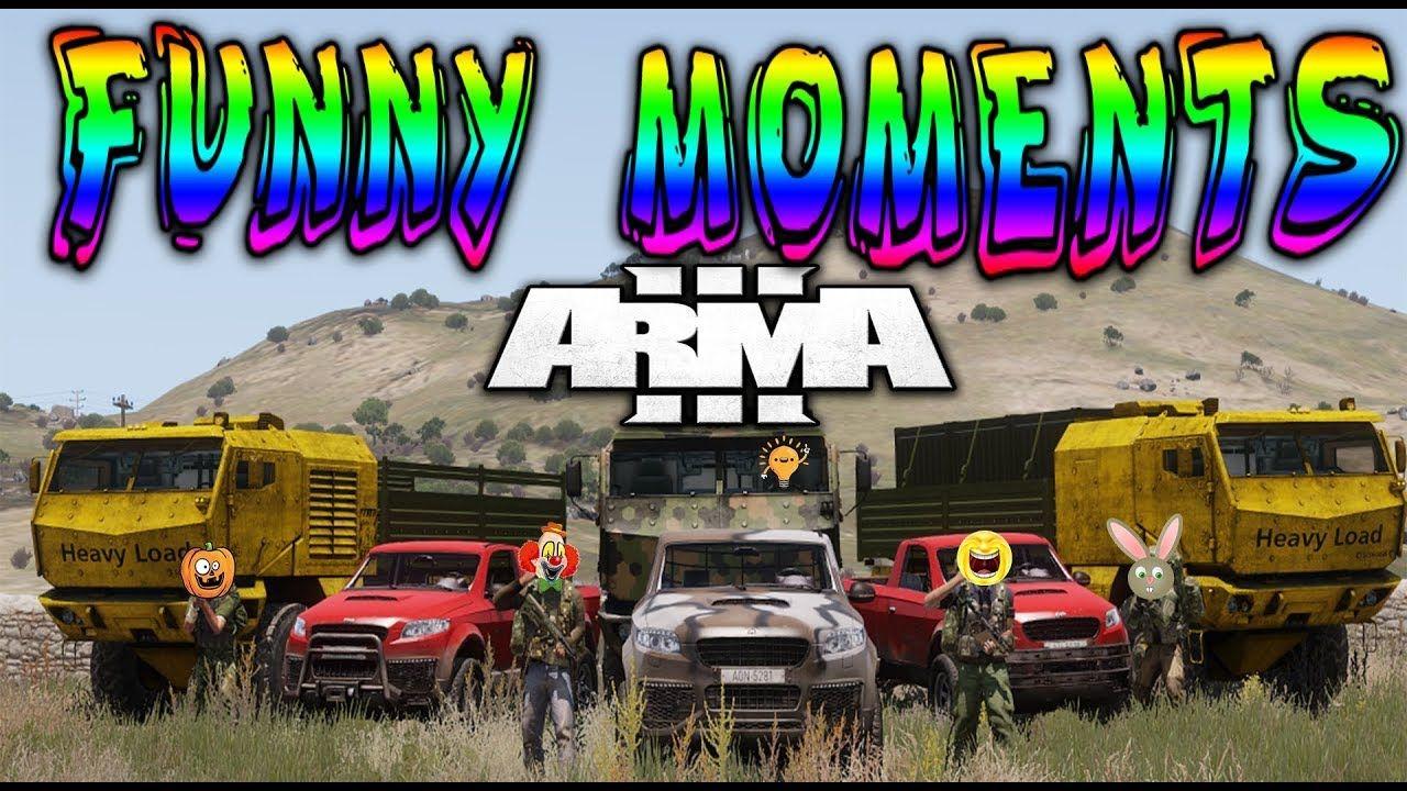 Grand Theft ARMA 3 - Funny Gang Moments w/ Koala Square Clan | LOL