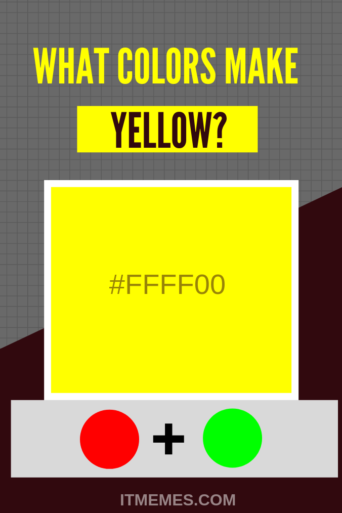 What Colors Make Yellow What Colors Make Yellow Color Mixing Guide Color Mixing