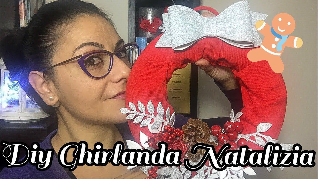 Photo of Ghirlanda Natalizia fai da te