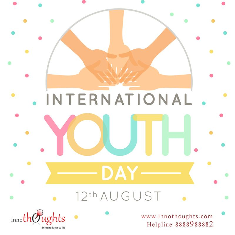 The ‪#‎youth‬ is the ‪#‎hope‬ of our ‪#‎future‬ ‪#‎InternationalYouthDay‬