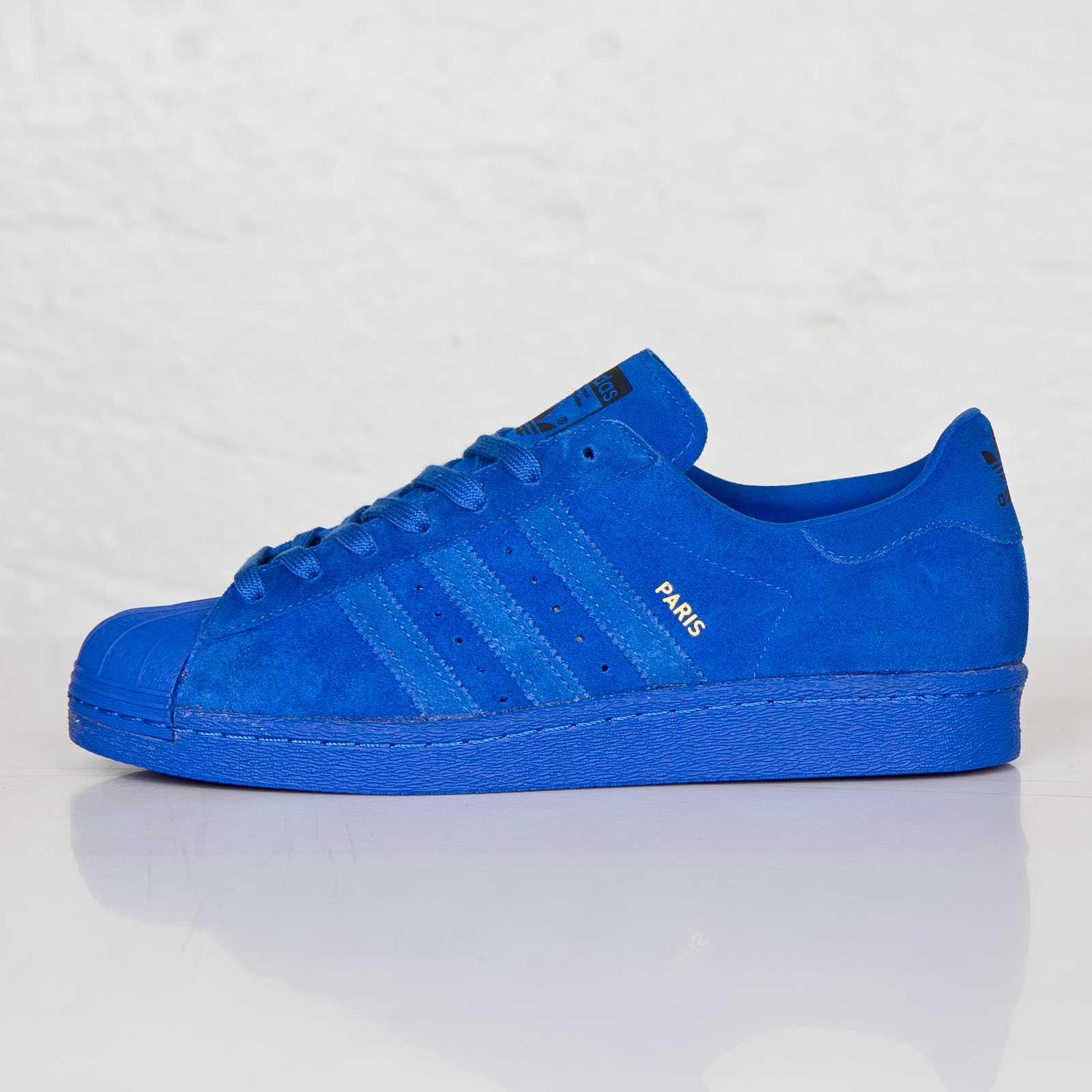 adidas Superstar 80s City Series - B32662 - Sneakersnstuff ...