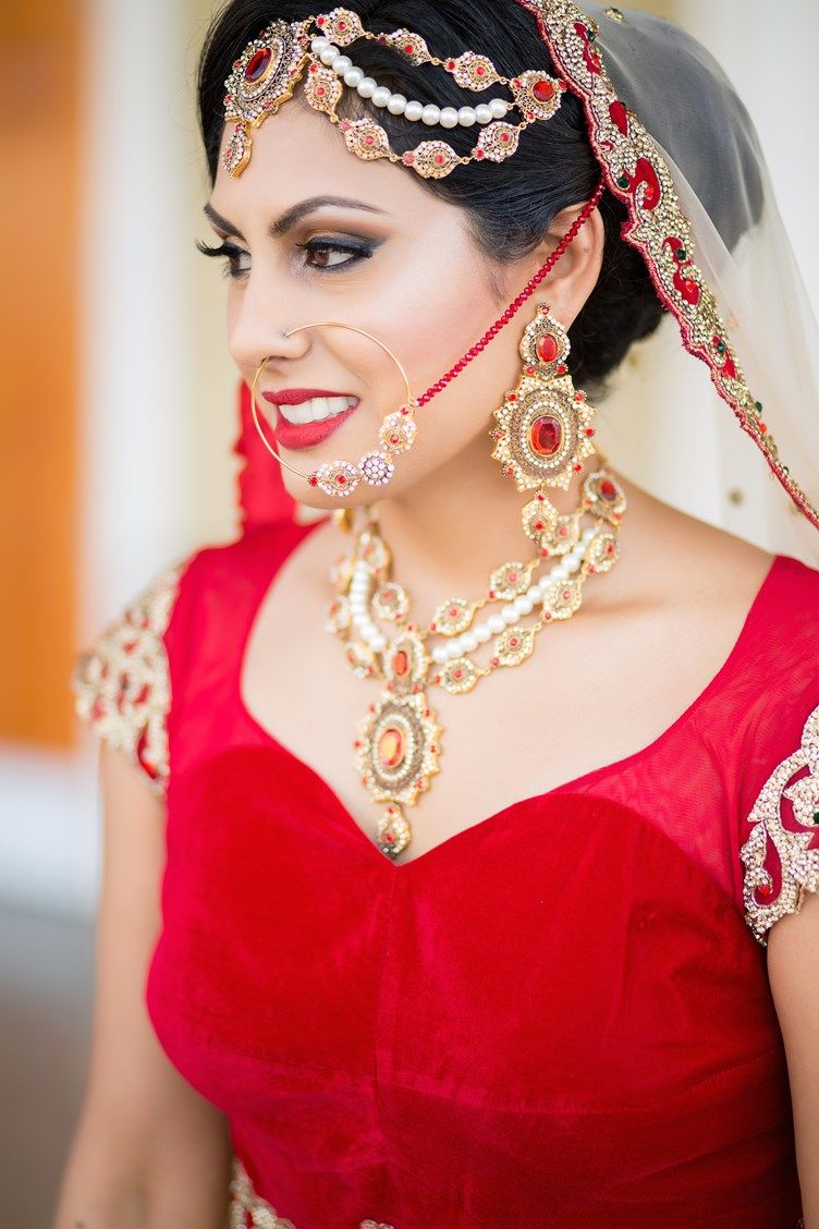 Comfortable Wedding Nose Rings Gold Indian Hd Images Pictures ...