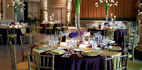 Distribuye a los invitados de tu boda con estos sencillos - Jardines sencillos ...