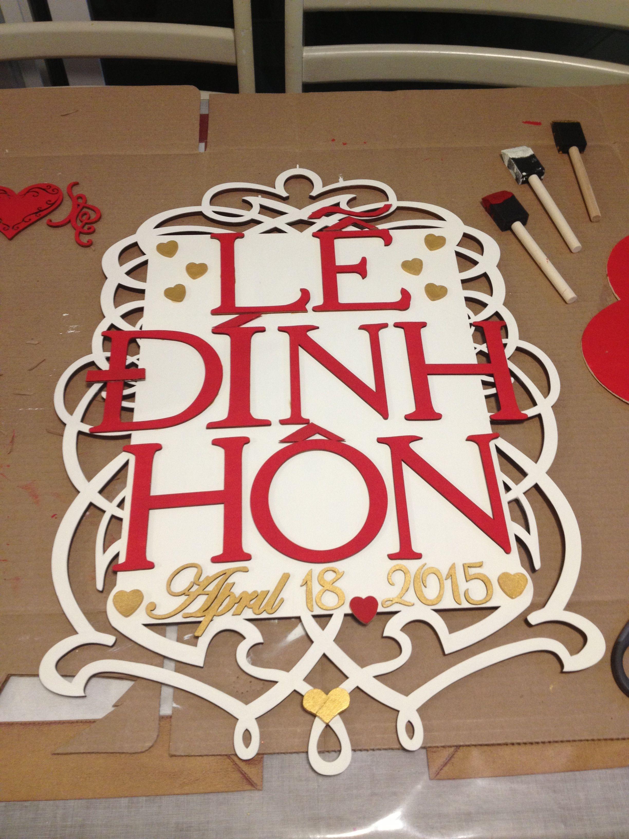 Le Dinh Hon. Vietnamese engagement. Tea Ceremony. | DIY Projects ...
