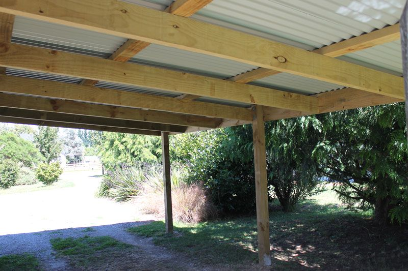 Lean to carport designs home design for Carport construction costs