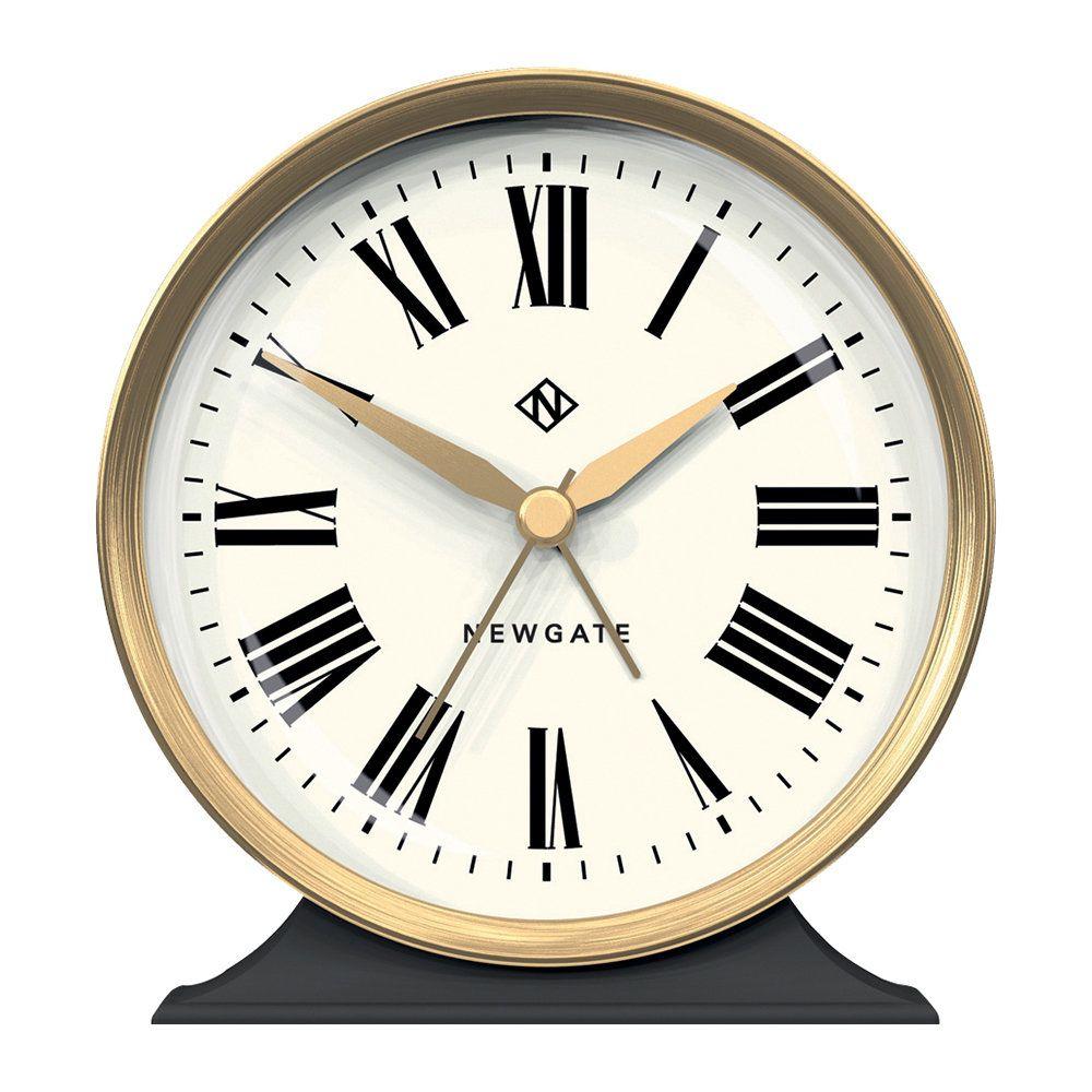 Buy Newgate Clocks Hotel Alarm Clock Moonstone Grey In 2020