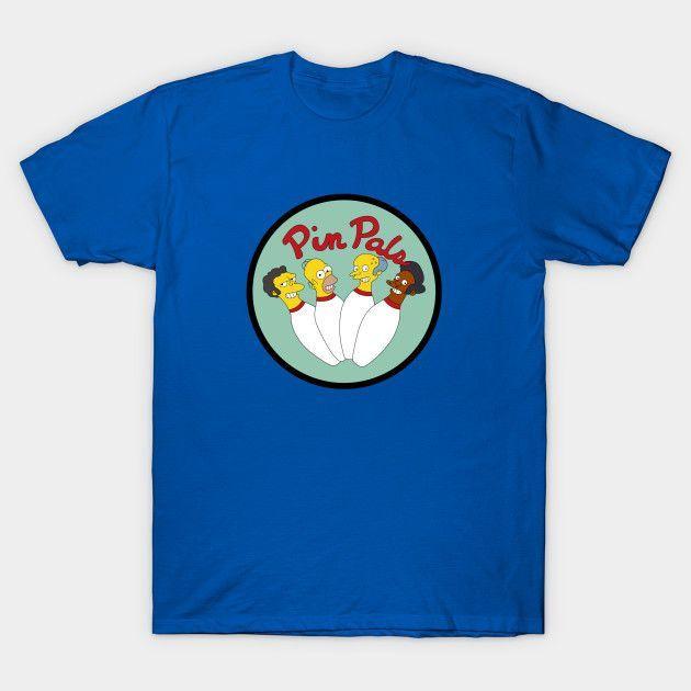 Pin Pals - Mens T-Shirt