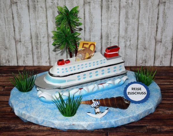 Geldgeschenk Schiffsreise Geldgeschenke Pinterest Diy
