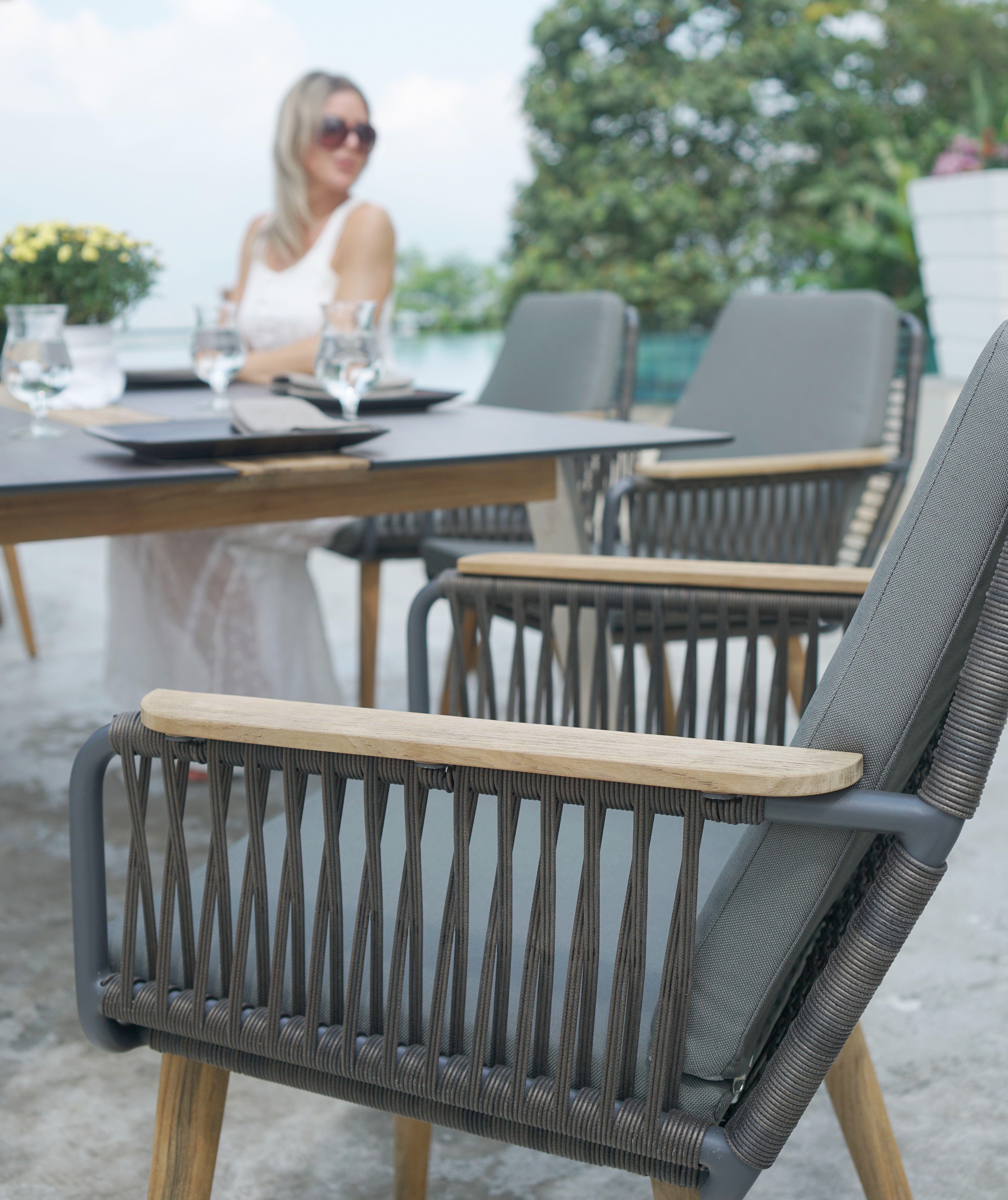 Flix Dining Sessel   ZEBRA greenline   Outdoor furniture sets ...