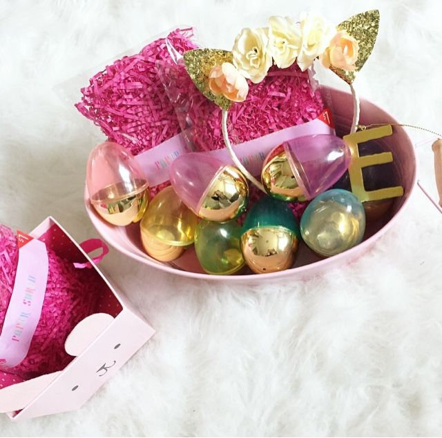 Baby girl easter basket goodies life as a noel blog life as a baby girl easter basket goodies life as a noel blog negle Images