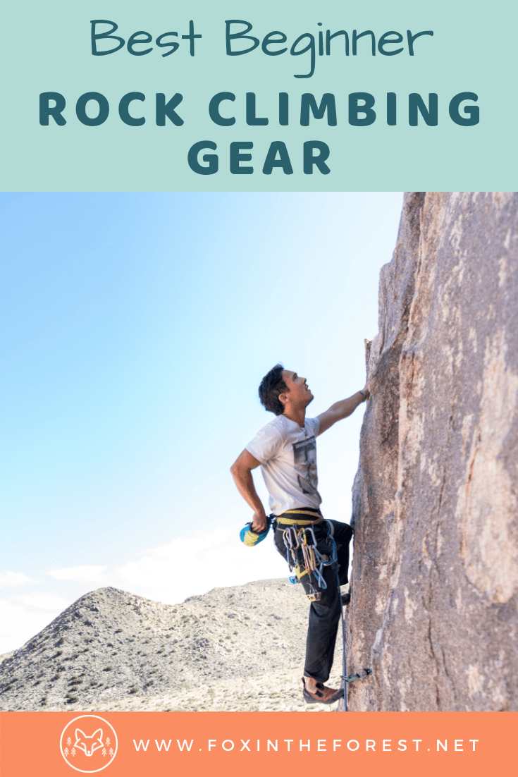 The best rock climbing gear for women and men. Outdoor and indoor rock climbing gear. How to choose...