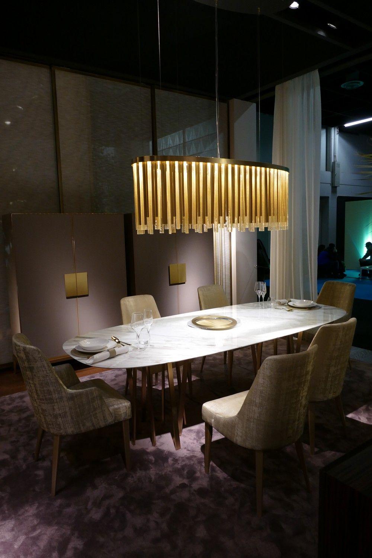 Dekoratives Lichtdesign: Highlights der Imm Cologne 2018 | Pendant ...