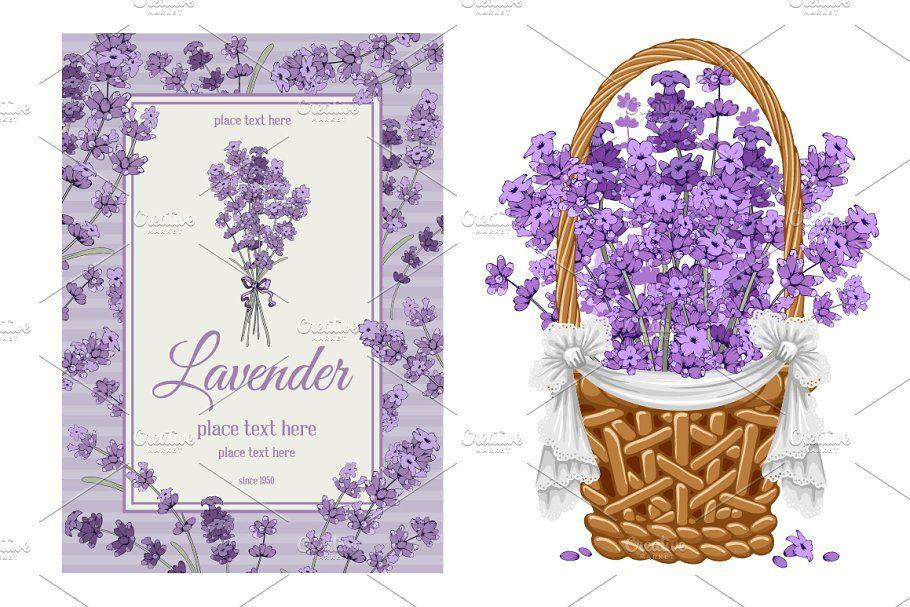 Photo of âœ?20Gentle lavender in vector âœ?20, #AD, #EPS#square#Vertical#includes #af…