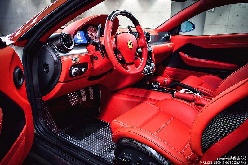 Ferrari 599 Gto With Images Ferrari 599 Ferrari Super Cars