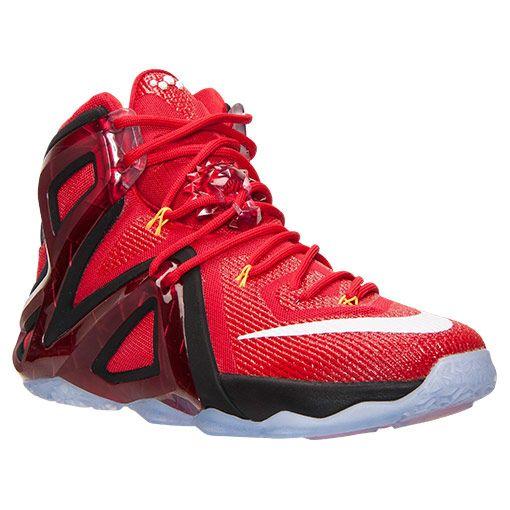 meet c9b33 4df75 Nike Lebron 12 Elite Basketball Shoes
