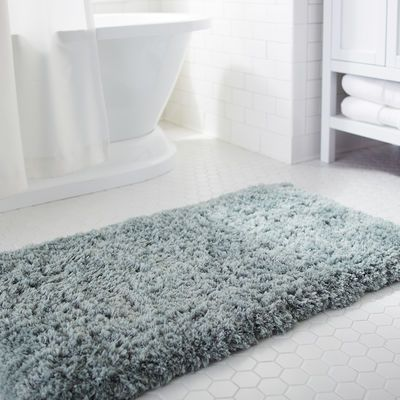 Cloud Step Memory Foam Seagl 21x34 Bath Rug
