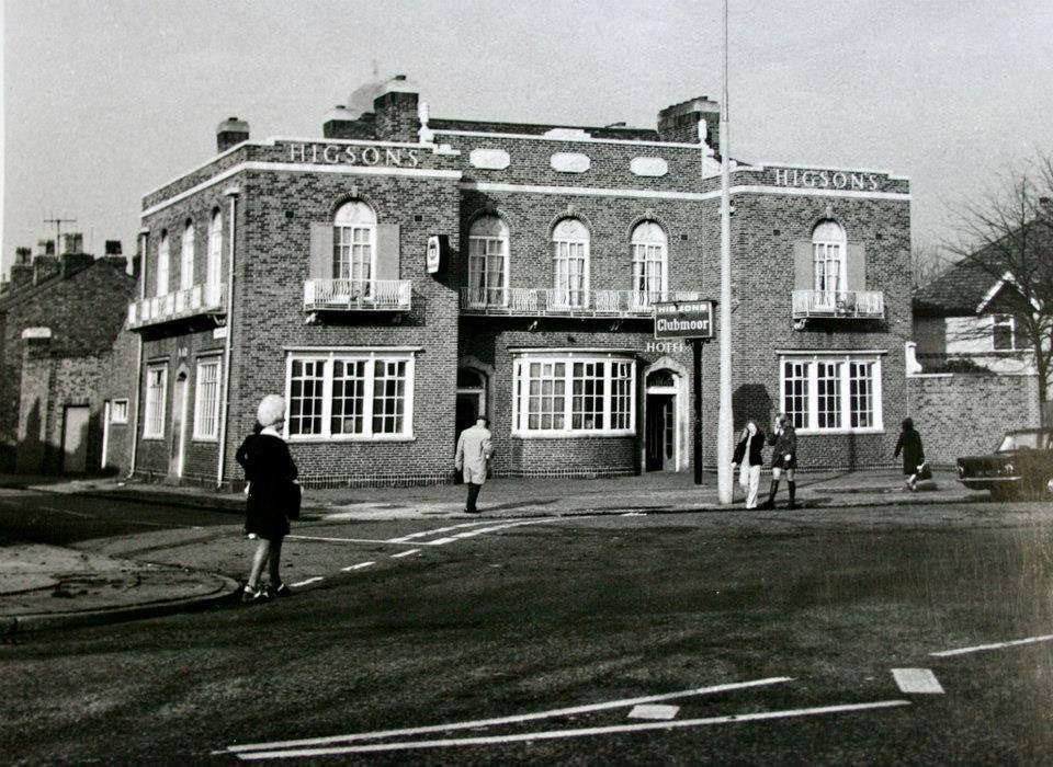 CLUBMOOR TOWNSEND LANE 1972