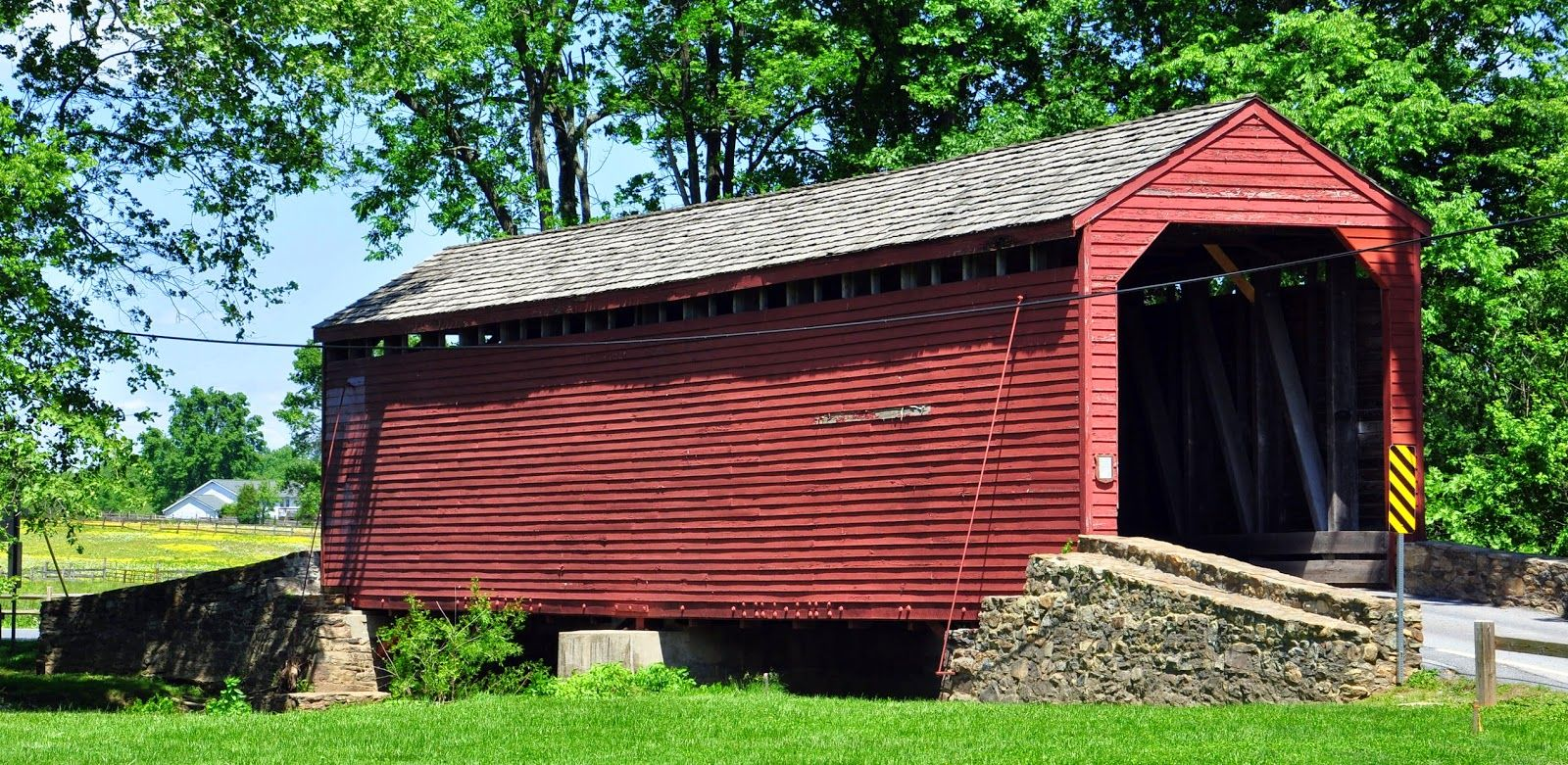 The Covered Bridges Of Frederick County Covered Bridges Day Trips Trip