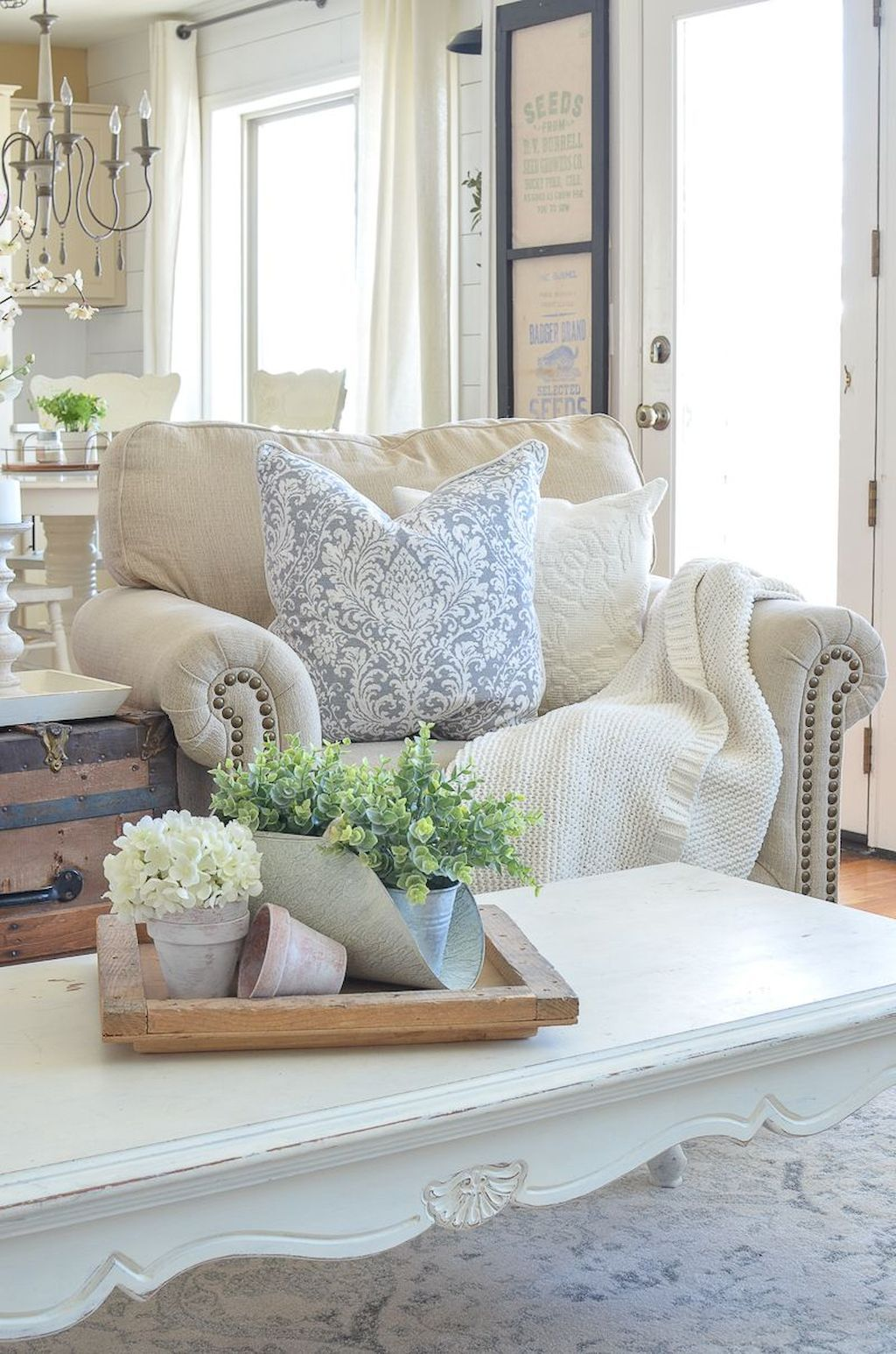 85 Fresh Shabby Chic Living Room Decor Ideas On A Budget Shabby Chic Decor Living Room Shabby Chic Room Chic Living Room
