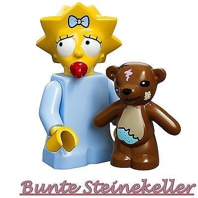 71005-LEGO-Minifigures-Nr-5-Maggie-aus-The-Simpsons-Serie-1