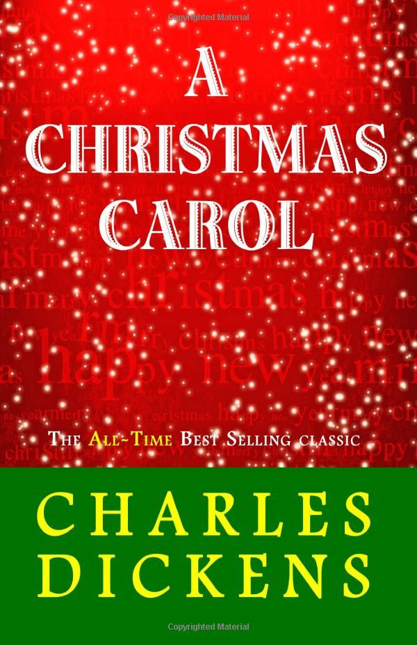 A Christmas Carol - Charles Dickens I do not often have time to reread books but I probably read this every second Christmas.